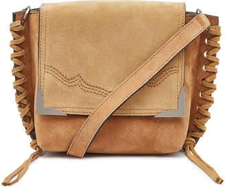 Isabel Marant Kleny Suede Shoulder Bag