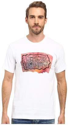 Depressed Monsters Logo Handmade Tee T Shirt