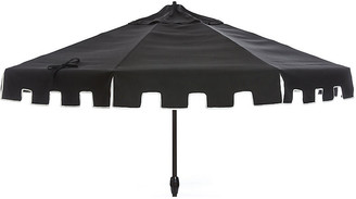 One Kings Lane Nina Patio Umbrella - Black
