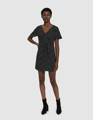 Stelen Jae Polka Dot Shift Dress