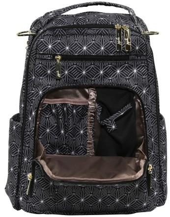 Infant Girl's Ju-Ju-Be 'Legacy - Be Right Back' Diaper Backpack - Black 5