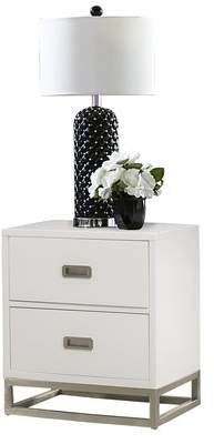 Harriet Bee Angus 2 Drawer Nightstand