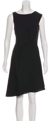 Halston A-Line Knee-Length Dress w/ Tags