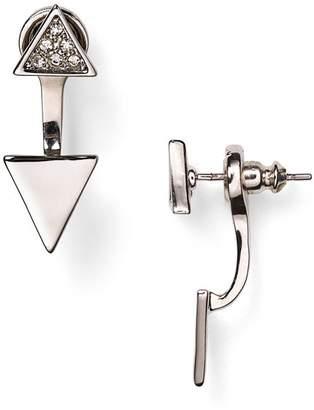 Rebecca Minkoff Triangle Ear Jackets