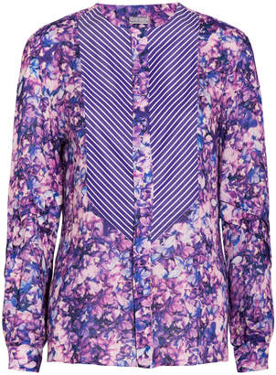 Alexis Mabille Floral Print Shirt