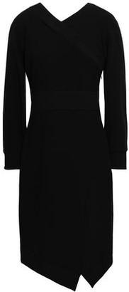 Burberry Asymmetric Crepe Dress