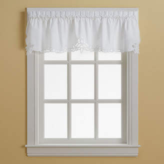 CHF Battenburg Rod-Pocket Valance