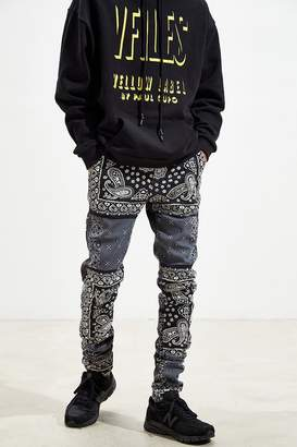Urban Outfitters Bandana Skinny Pant
