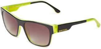 Diesel DL00125705B Wayfarer Sunglasses