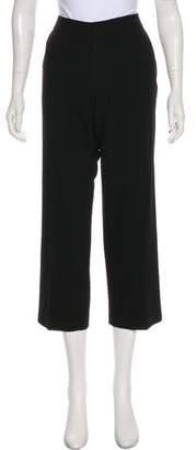 Chaiken Mid-Rise Wide-Leg Pants