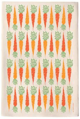 Coast & Cotton Carrot Hand Towel