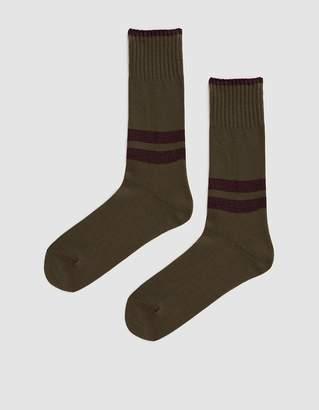 Cordura Stripe Socks