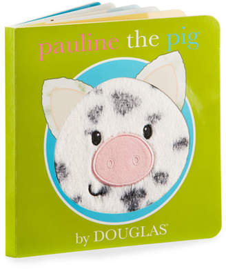 "Douglas ""Pauline The Pig"" Children's Board Book by Douglas"