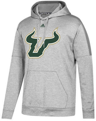 adidas Men's South Florida Bulls Team Issue Fleece Hoodie