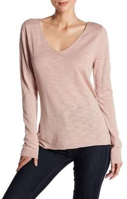 Susina Lightweight V-Neck Sweater (Regular & Petite)
