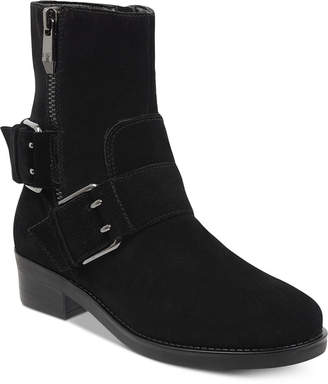 Marc Fisher Parole Engineer Booties Women Shoes