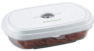 FoodSaver Two Pack Deli Containers