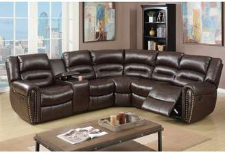 Red Barrel Studio Eisenman 3 Piece Reclining Sectional Set