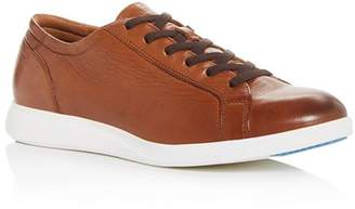 Kenneth Cole Men's Rocketpod Leather Low-Top Sneakers