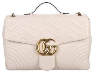 34764e01774f1e Gucci Matelasse Maxi GG Marmont Bag