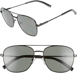 Polaroid 58mm Polarized Navigator Sunglasses