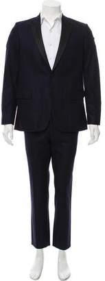 Ami Alexandre Mattiussi Two-Button Wool Suit