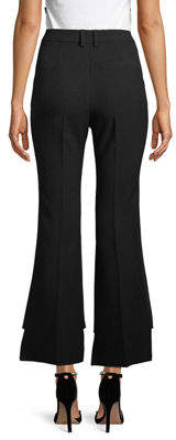 STYLEKEEPERS Simplistic High-Waist High-Low Pants