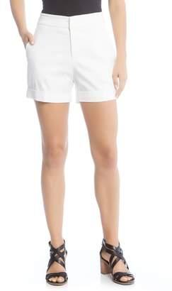 Karen Kane Cuff Shorts