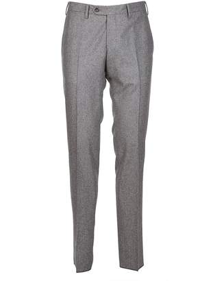 Barba Napoli Tailored Fitted Trousers