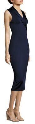 Cushnie et Ochs Gloss Jersey Dress $1,495 thestylecure.com