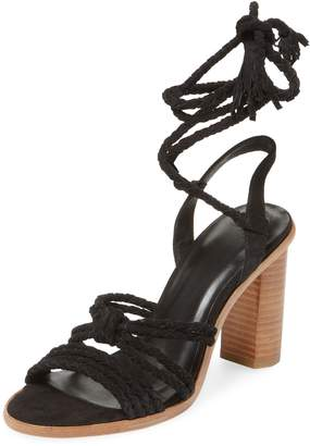 Joie Women's Banji Leather High Heel Sandal