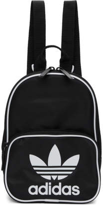 adidas Black Mini Santiago Backpack