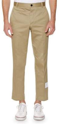 Thom Browne Unstructured Twill Chino Pants
