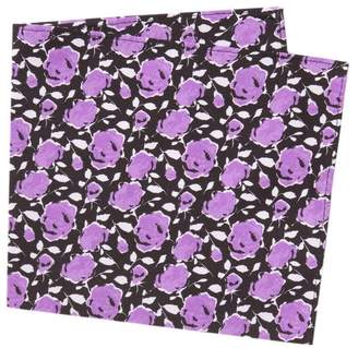 14th & Union Washed Out Floral Pocket Square