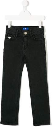 Stefano Ricci Kids stretch slim-fit jeans