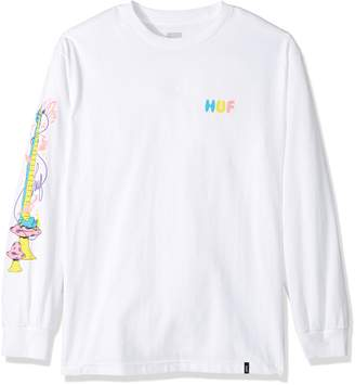 HUF Men's Who are U Ls Tee