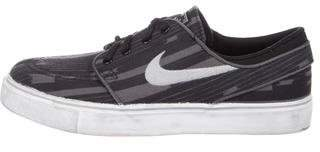 Nike Boys' Canvas Low-Top Sneakers