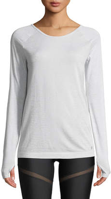 Under Armour Vanish Seamless Space-Dye Activewear Top