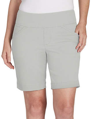 Jag Jeans Ainsley Twill Pull-On Shorts