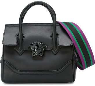 Versace Palazzo Empire shoulder bag $2,107 thestylecure.com