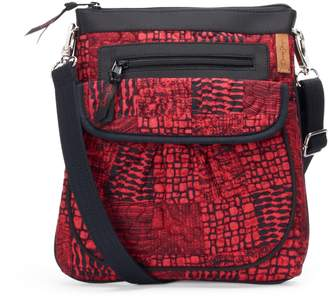 Donna Sharp Chloe Quilted Patchwork Crossbody Bag