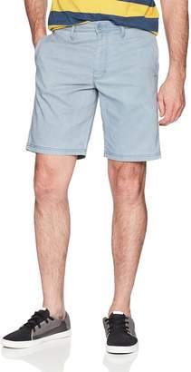 RVCA Men's Django Hybrid Short