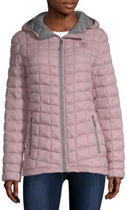 Reebok Packable Lightweight Quilted Jacket