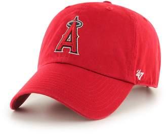 Los Angeles Angels of Anaheim Garment Washed Baseball Cap