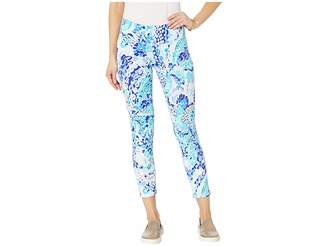 Lilly Pulitzer Luxletic Weekender Midi Leggings