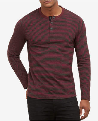 Kenneth Cole New York Kenneth Cole. Stripe Henley