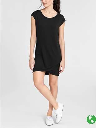 Short Sleeve Criss Cross Dress $89 thestylecure.com