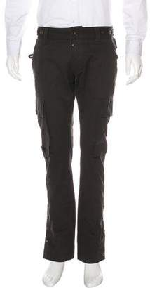 Dolce & Gabbana Flat Front Cargo Pants