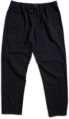 Folk Drawcord Trousers Black