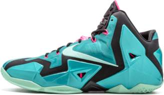 Nike Lebron XI Sport Turquoise/Medium Mint